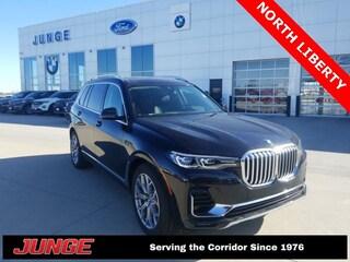 2020 BMW X7 xDrive40i SAV For Sale Near Cedar Rapids | Junge Automotive Group