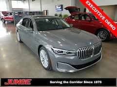 2020 BMW 740i xDrive Sedan For Sale Near Cedar Rapids | Junge Automotive Group