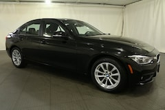 Certified 2018 BMW 320i xDrive Sedan in Norwood, MA