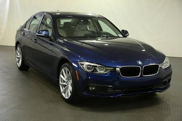 New 2018 BMW 320i For Sale at BMW of Norwood   VIN: WBA8A3C59JA505844