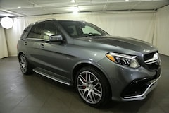 2017 Mercedes-Benz AMG GLE 63 S 4MATIC SUV in [Company City]