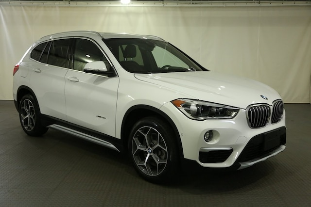 Pre-Owned 2016 BMW X1 For Sale at BMW of Norwood | VIN: WBXHT3Z37G4A49763