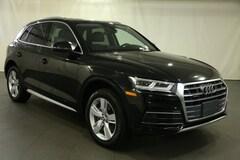 2018 Audi Q5 2.0T SUV in [Company City]