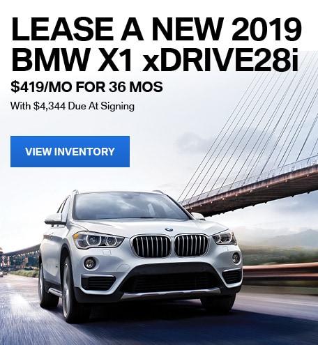 NEW 2019 BMW X1 xDRIVE28i
