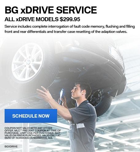 BG xDRIVE SERVICE