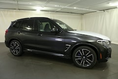 New 2020 BMW X3 M SAV in Norwood, MA