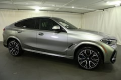 New 2021 BMW X6 M SUV in Norwood, MA