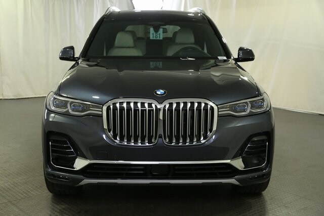 New 2019 BMW X7 For Sale at BMW of Norwood | VIN: 5UXCX4C50KLB39877