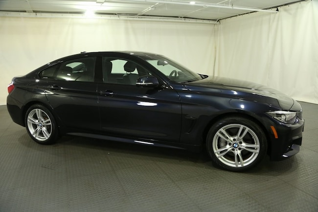 2019 BMW 4 Series 440i xDrive Gran Coupe Gran Coupe
