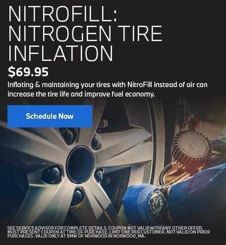 NitroFill: Nirtogen Tire Inflation