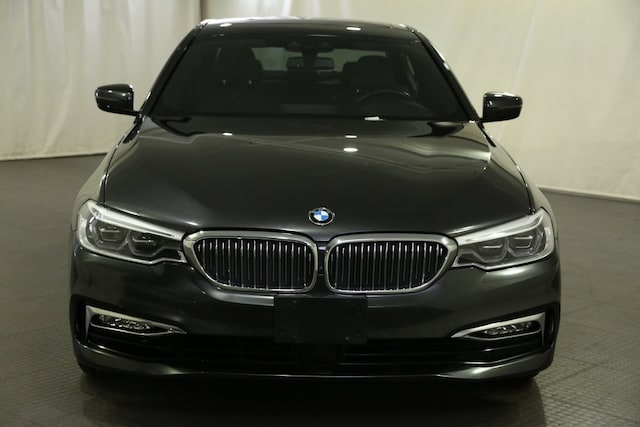 Pre-Owned 2017 BMW 540i For Sale at BMW of Norwood | VIN: WBAJE7C39HG890468