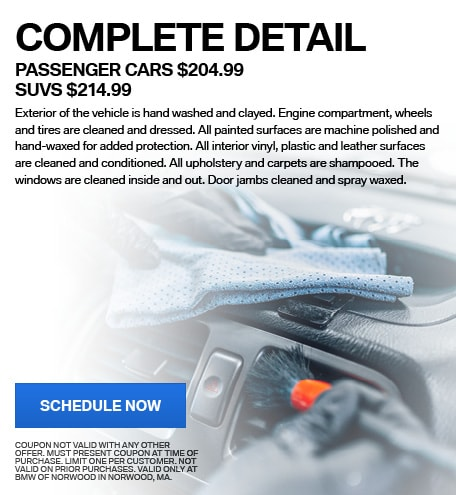 Complete Detail Special