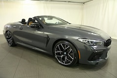 New 2022 BMW M8 Competition Convertible in Norwood, MA