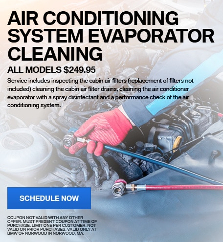 Air Conditioning System Evaporator Cleaning