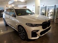 New 2021 BMW X7 M50i SAV in Norwood, MA