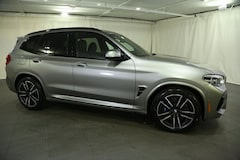 New 2021 BMW X3 M SAV in Norwood, MA
