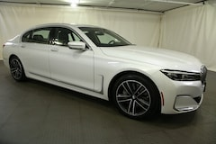 Used 2020 BMW 7 Series 750i xDrive Sedan in Auburn, MA