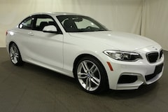 Used 2016 BMW 228i xDrive Coupe in Norwood, MA