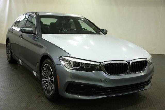 New 2019 BMW 530i For Sale at BMW of Norwood | VIN: WBAJA7C55KWW25654