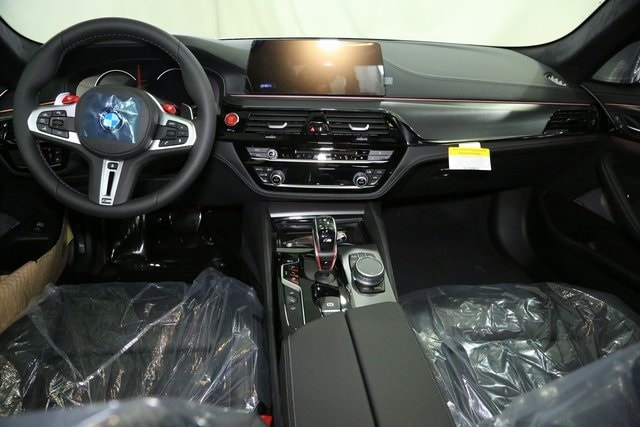 New 2019 BMW M5 For Sale at BMW of Norwood | VIN: WBSJF0C50KB448054