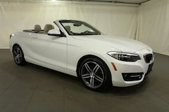 Used 2017 BMW 230i xDrive Convertible in Norwood, MA