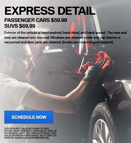 Express Detail Special