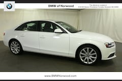 Used 2013 Audi A4 2.0T Premium (Tiptronic) Sedan in New England