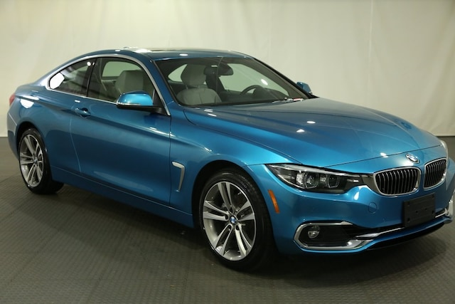 Pre-Owned 2019 BMW 430i For Sale at BMW of Norwood | VIN: WBA4W5C53KAE51070