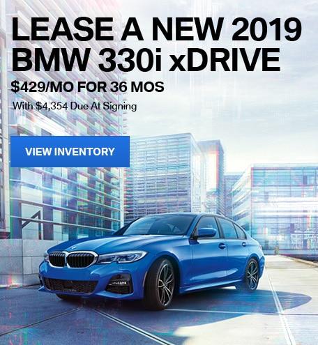 New 2019 BMW 330i xDRIVE
