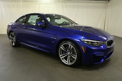 New 2020 BMW M4 Coupe in Norwood, MA