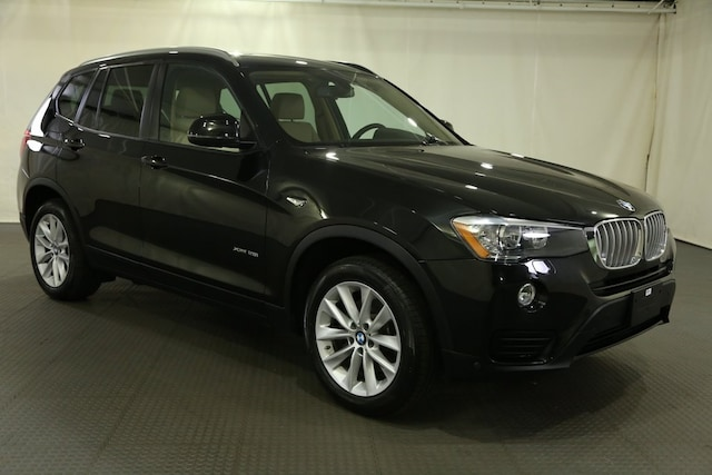 Pre-Owned 2016 BMW X3 For Sale at BMW of Norwood   VIN: 5UXWX9C50G0D89705