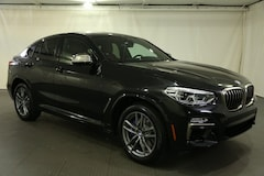 New 2019 BMW X4 M40i Sports Activity Coupe in Norwood, MA