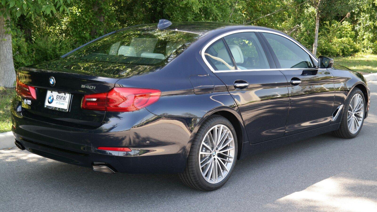 New 2018 BMW 540i For Sale | Ocala FL