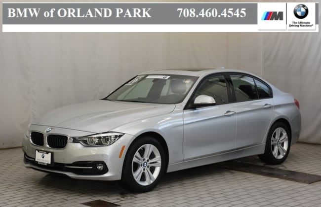 2016 BMW 328i xDrive xDrive SULEV Sedan