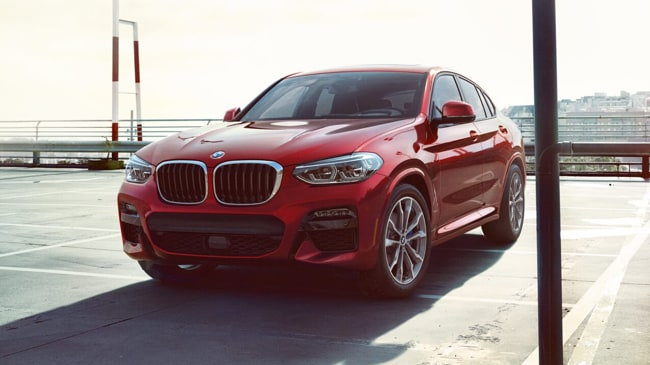 Finance a new 2019 BMW X4 from Zeigler BMW of Orland Park today