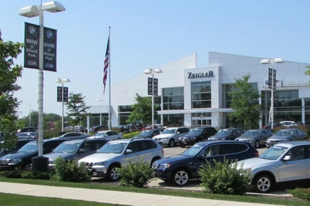 Zeigler BMW of Orland Park car dealership