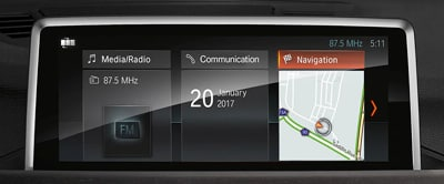 BMW iDrive 6.0 available