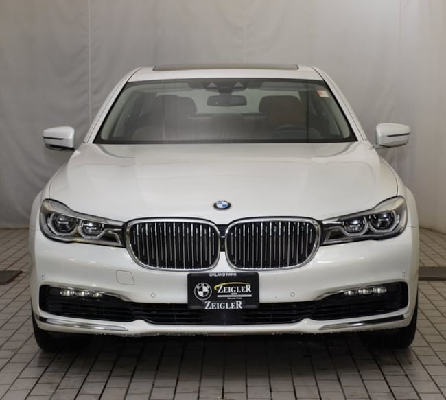 Bmw Xdrive For Sale: Pre-Owned 2016 BMW 750i XDrive Sedan For Sale At BMW Of