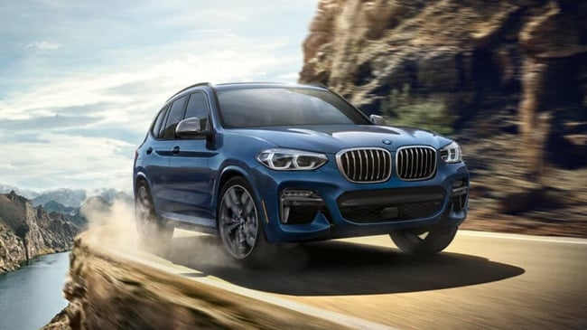 The high performance 2019 BMW X3 Sports Activity Vehicle