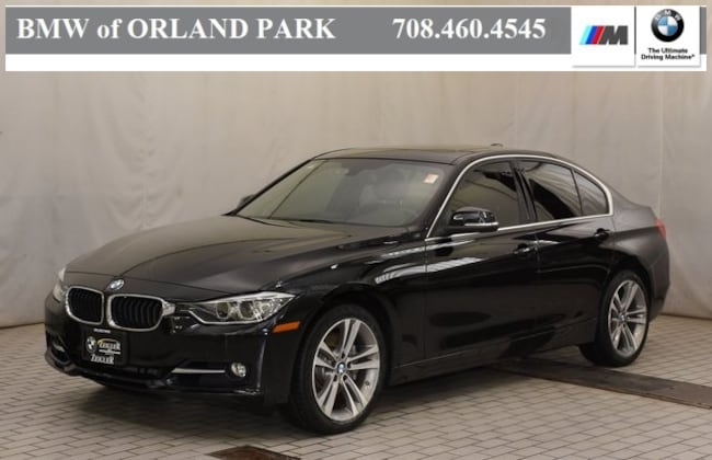 2015 BMW 335i xDrive Sedan xDrive w/South Africa Sedan
