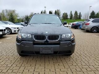 2004 BMW X3 2.5i SUV in [Company City]