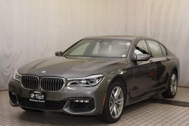 2016 BMW 750i xDrive Sedan xDrive Sedan