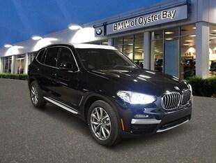 2018 BMW X3 xDrive30i SAV 5UXTR9C57JLD61547
