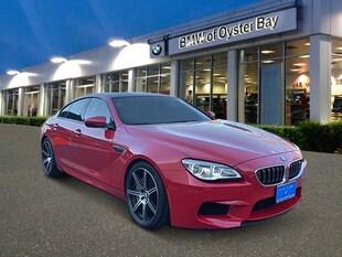 2018 BMW M6 Gran Coupe WBS6E9C50JG808289