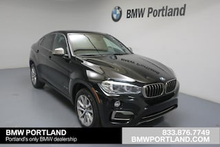 2018 BMW X6 xDrive35i Sports Activity Coupe Sport Utility
