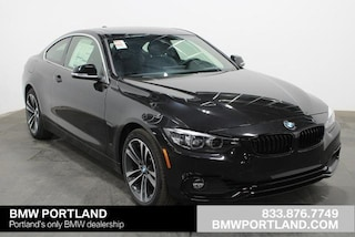 New 2020 BMW 4 Series 430i xDrive Coupe Car Portland, OR