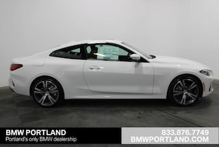 New 2021 BMW 430i xDrive Coupe Portland, OR