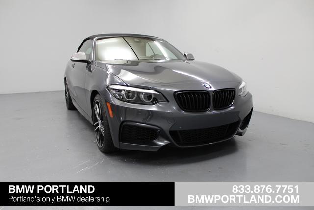 2019 BMW 2 Series Convertible M240i xDrive Convertible