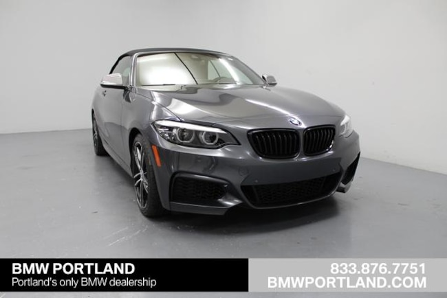 Used 2019 BMW 2 Series Convertible M240i xDrive Convertible Portland, OR