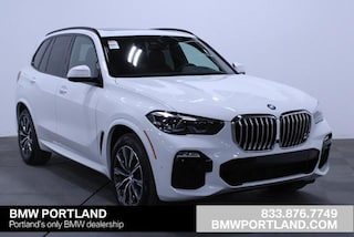 New 2020 BMW X5 xDrive40i Sports Activity Vehicle Sport Utility Portland, OR